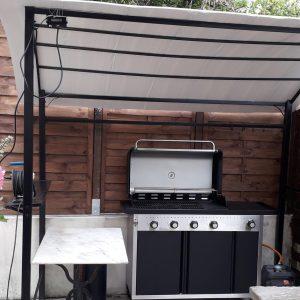 ATXIKI jardin barbecue
